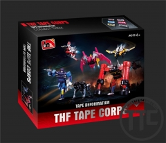 Toy House Factory THF-01P The Tape Corp for Soundwave