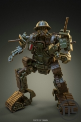 Toyworld TW TW-FS01 The Last Knight TLK WWI Bulldog