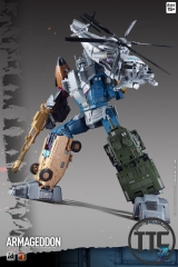 Zeta Toys ZT ZA01 ZA02 ZA03 ZA04 ZA05 Bruticon Bruticus Full set of 5