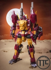 DX9 Ancestrod K2 Hot Rod
