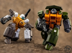 Mastermind Creations MMC R-39 Eribus & Gravus Guzzle & Brawn Set of 2