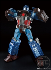 Lewin Resources LW01A MP-10 MP10 Optimus Prime OP Captain America ver. Oversized 71cm w/ LED