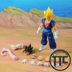 [DB] Demoniacal Fit Dragon Ball Z DBZ SSJ Ultimate Fighter Goku Vegeta Vegetto Figure
