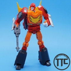 MechFansToys Mech Soul MS19 Flame Commander Rodimus Prime Hot Rod